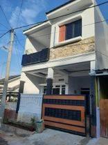 Rumah cibubur 2 lantai akses 10 menit ke tol dalam kota bogor jawa barat