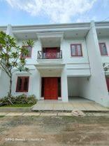 Rumah baru 2lantai siap huni • LOKASI PONDOK JAGUNG GRAHA RAYA • area dalam cluster dengan keamanan 24jm • lokasi strategis aman nyaman dan bebas banjir