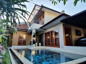 Beautiful Villa in Sanur Rice field View