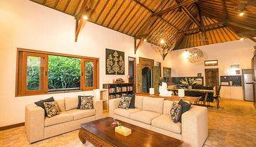 Villa Super Murah Dekat Pantai Nyanyi, Tabanan, Bali