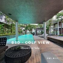 Rumah Bsd Full Furnished Strategis Tangerang Selatan