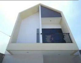 NEW Rumah Simpang Darmo Permai Utara Surabaya - Carport 2 Mobil + PAGAR