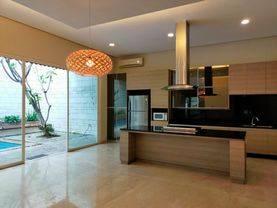 Rumah Modern Minimalis Siap Huni Pondok Indah Dekat International School JIS Jakarta