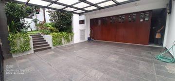 Rumah sewa pondok indah, minimalis , pool