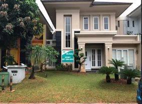 Rumah Mewah Siap Huni Alam Sutera Luas 200m2