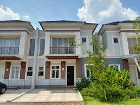 Rumah baru di cluster baru