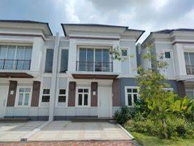 Rumah baru di cluster Visana  blok J2, The Savia (RIN)