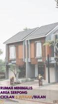 Rumah Ala Bali deket Serpong BSD