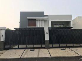 Rumah Mewah Hoek Green Ville Duri Kepa Jakarta Barat Murah Bawah Pasar