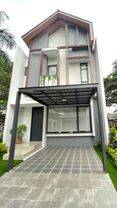 Rumah Cantik Yuthica BSD. The Living Essence