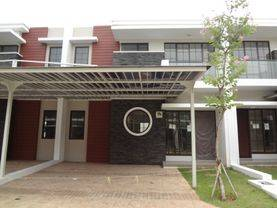 Rumah East Asia 8x20 sudah Renov bagus semi furnish termurah  Lili chung@greenlakecity