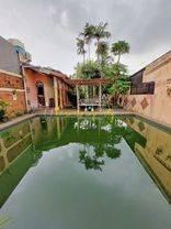 Cipete Dekat Gaharu/Fatmawati Hitung Tanah 18,9Jt/m² Jalan Lebar n Posisi Ngantong Sangat Tenang