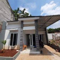 Rumah keren murah minimalis di Cijantung Jakarta timur