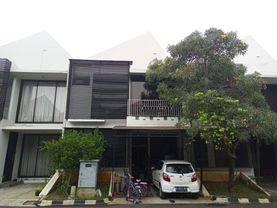 Rumah dijual dengan desain modern di Ciputat Timur, Tangerang Selatan - Caesara