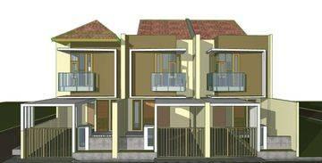 Rumah Proses Pembangunan di Tangsel Permata Pamulang