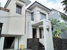 Compound New House for rent sewa lease at Jeruk Purut Jakarta Selatan 08176881555