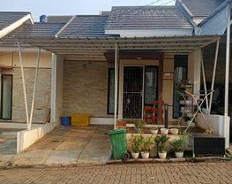 Rumah siap huni Anti banjir  di pamulang tangsel lokasi strategis