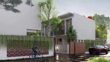 TOWN HOUSE MILENIAL RUMAH SANGAT CANTIK HARGA MURAH DI BINTARO TANGGERANG SELATAN