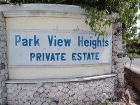 Tanah Premium Pinggir Jalan Park View Heights Nusa Dua
