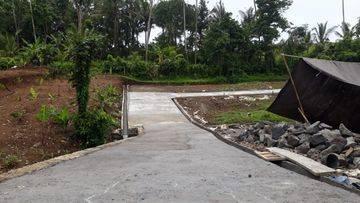 Tanah Kavling Murah DP 10% Selemadeg Barat Tabanan Bali