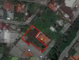 Tanah komersial area di Raya Jemursari
