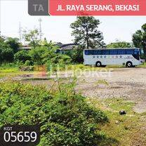 Kavling Jl. Raya Serang, Cibarusah Raya, Bekasi, Jawa Barat