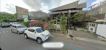 Tanah di Sunset Road -Kuta , Lokasi Premium , cocok untuk usaha