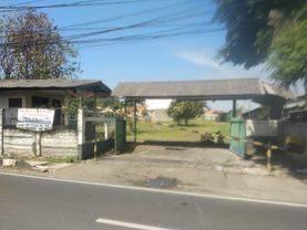 Tanah eks Pool Taksi di Jl. H. Saaba Meruya