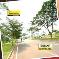 Kavling Komersial West Village BSD Tangerang ! Lokasi Strategis !