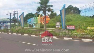 Tanah Jl. A A Maramis Manado Sebelah RS Auri Karantina Pertanian Lokasi Ramai Strategis