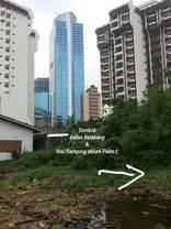 Kavling tanah lokasi strategis di Gatot Subroto Jakarta