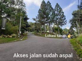 Tanah Dago Atas Luas View Bandung Komplek Dago Village Bandung