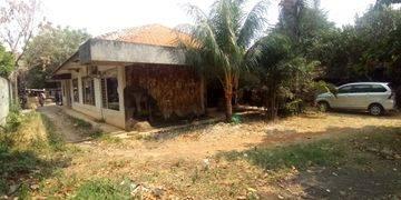 Tanah Luas Jl. Isa, Rawa Belong, Jakarta Barat