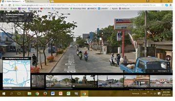 Tanah Pinggir Jalan Jurumudi Benda Tangerang