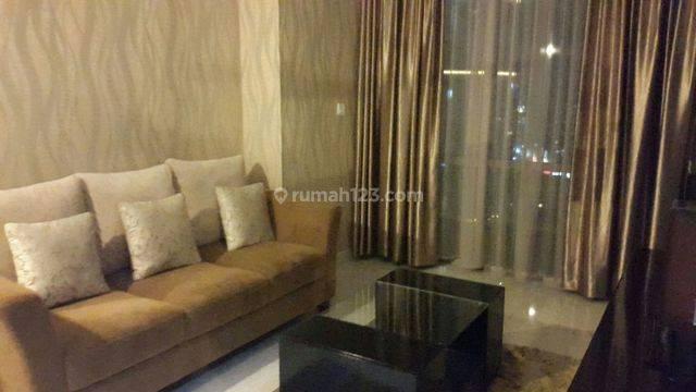 Apartemen Denpasar Residence 2 BR Ubud Tower Low Floor View City