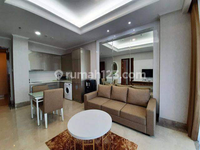 District 8 Apartment, 1BR - Premium Facilities and Strategic Location Close to Sudirman Street and SCBD Area