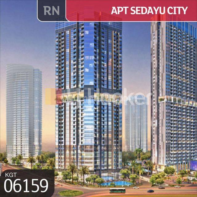 Apartemen Sedayu City Tower Melbourne Penthouse Kelapa Gading, Jakarta Utara