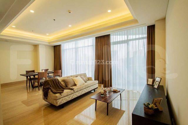 Apartemen South Hills 3BR Fully Furnished | Bayar Per 3 Bulan