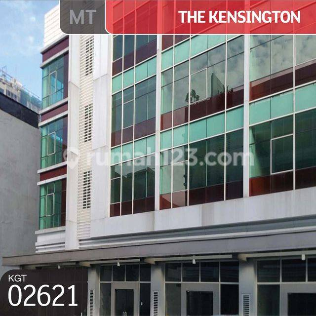 Ruko The Kensington Commersial, Kelapa Gading, Jakarta Utara