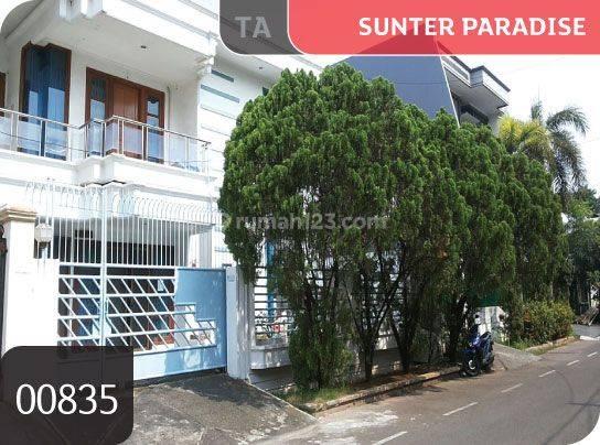 Rumah Paradise Timur Raya Sunter, Jakarta Utara