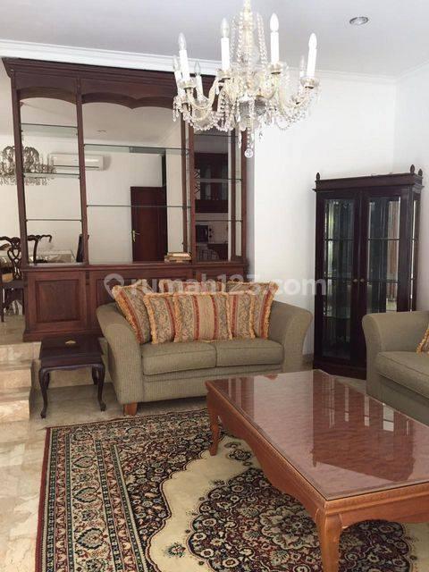 HOUSE AT KUNINGAN RUMAH CANTIK 2LANTAI 5KT 4KM NICE MEWAH BAGUS MURAH GOOD CONDITION (VERY CHEAP) USD 4000 FULLY FURNISH