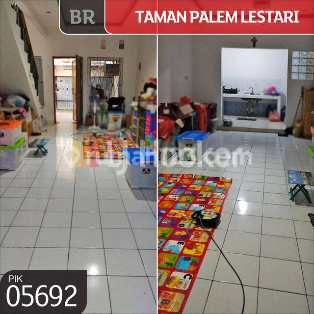 Rumah Taman Palem Lestari, Cengkareng, Jakarta Barat