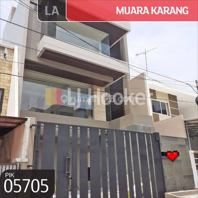 Rumah Muara Karang Blok 3, Jakarta Utara