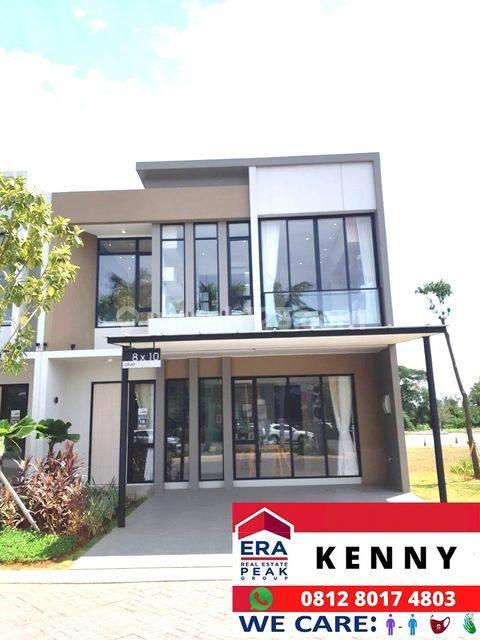 PIK 2 Rumah Milenial Uk 8x10 Promo KPR DP Diskon 5%. Free Smart Home