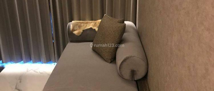 Apartemen Pakuwon La Riz Mansion 2BR Semifurnish Interior