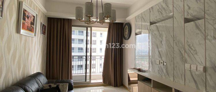 Apt Mid Town Signature Tower Herald 3 bedrooms furnished sebrang SMS