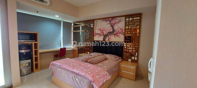 1 Bedroom Fully Furnish - Apartemen Orange County, Lippo Cikarang