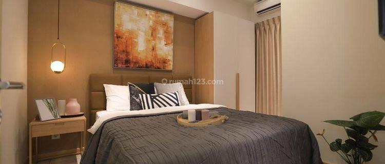 Apartemen M-Town Residence Type 2BR Lokasi Strategis Sebrang Mall Summarecon Serpong
