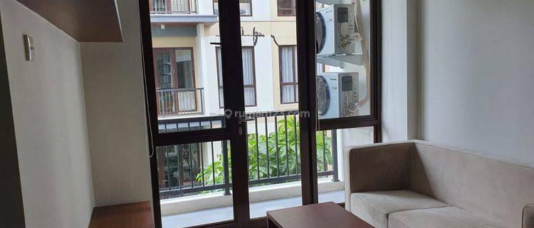 Apartemen Assati Garden House, Aventurine Green (Tower 10), LB 61,34 m2, 3 KT & 2 KM