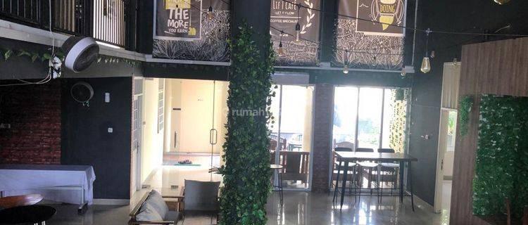 Ruang Usaha Cocok Untuk Kafe Dekat Bintaro Sektor 7 Jalan Raya [BU-JLCepat]